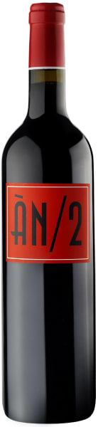Bottle of Anima Negra wine